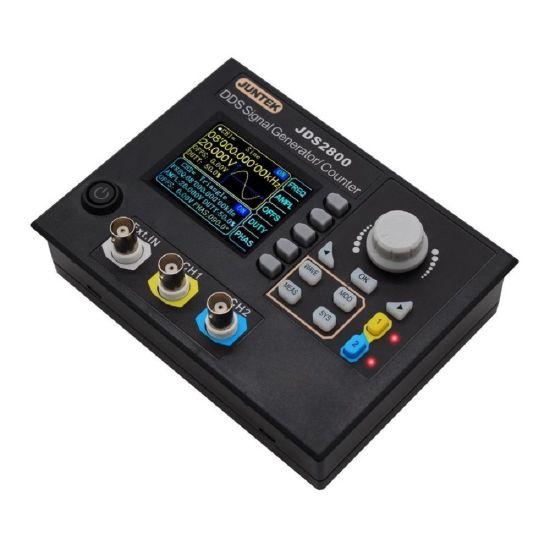 China Jds2800 15MHz 40MHz 60MHz Signal Generator Digital Control