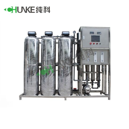 Complete SS304 1t RO Water Purification System with Ozone and Water Storage Tank pictures & photos