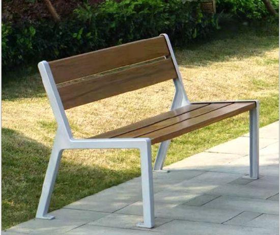 China 2019 New Design Park Garden Outdoor Bench Chair China Garden Bench Garden Chair