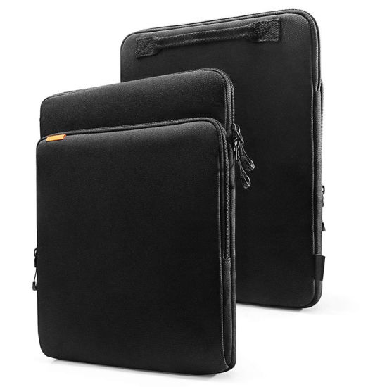 360 Protection 13-Inch Laptop Sleeve Designed Handle and Organized Pocket Laptop Bags for New MacBook Air with Retina Display A1932