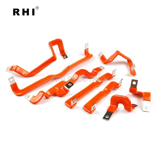 Copper Link/Pack Flexible Busbar UPS/Solar Power/Energy Storage/Hybrid/Electric Vehicle/12V Lead Acid/Li-ion/Lithium Ion/Bus/Truck/Auto/Car Battery in China