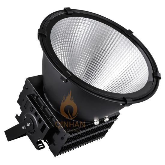 High Power 500W Industrial Highbay Flood LED Light for Outdoor Building Tower Cranes Lighting