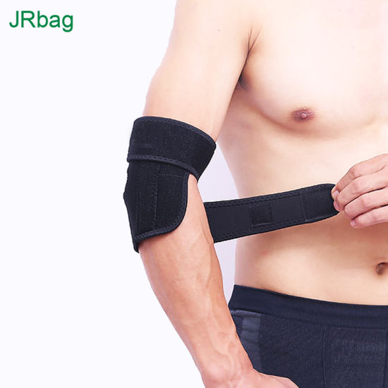 Men Women Practical Elbow Brace Support Keep From Sport Injury Good for Recovery