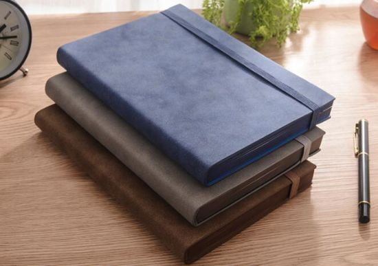 Hot Sale Vintage PU A4 A5 A6 Wholesale Custom Notebook