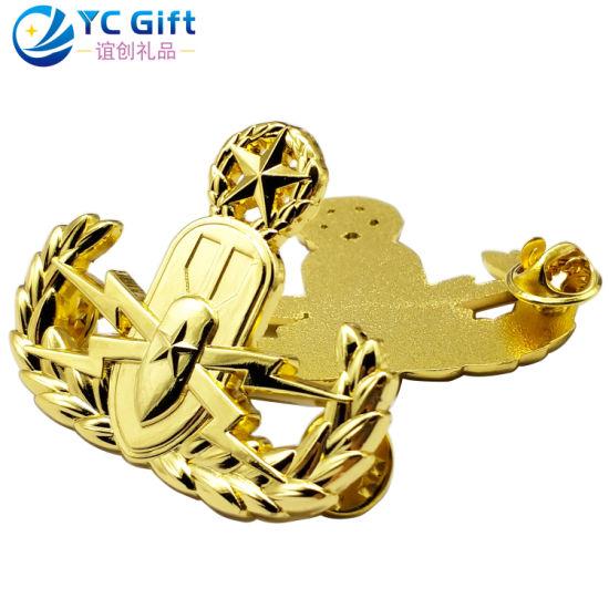 Personalised Photo Metal Pin Badge Tie Pin Brooch Ideal Memorial Wedding Gift
