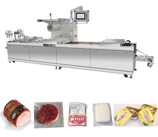 Sausage/Ham Thermoforming Vacuum Packaging Machine
