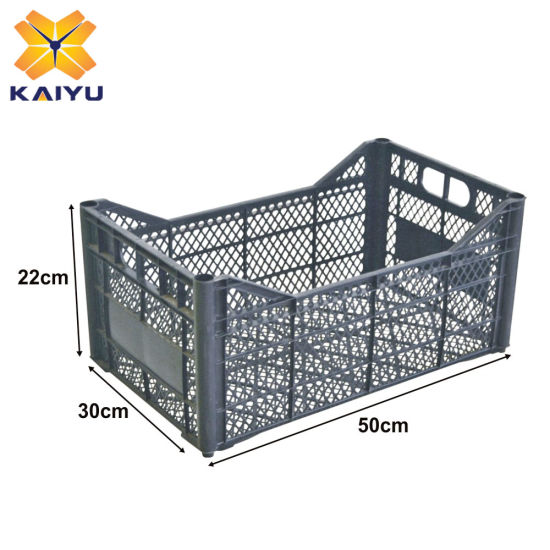 OEM High Quality Plastic Fish Vegetables Shopping Basket Injection Mould