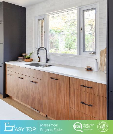 Australia Personalized Design Import Custom Wood Modern Kitchen