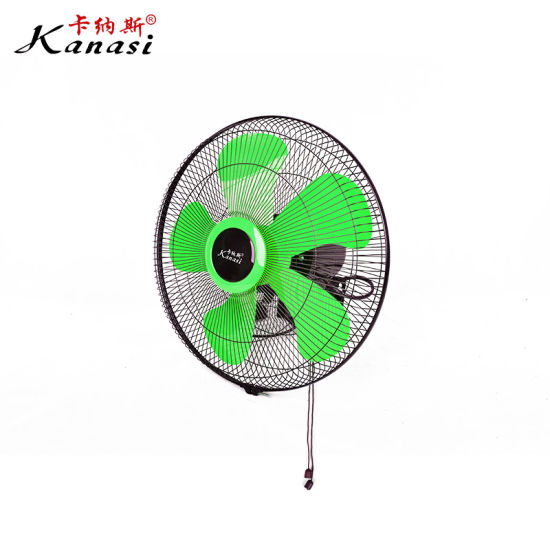 Discount 18 Inch Customize ABS Quiet Home Interior Wall Fan
