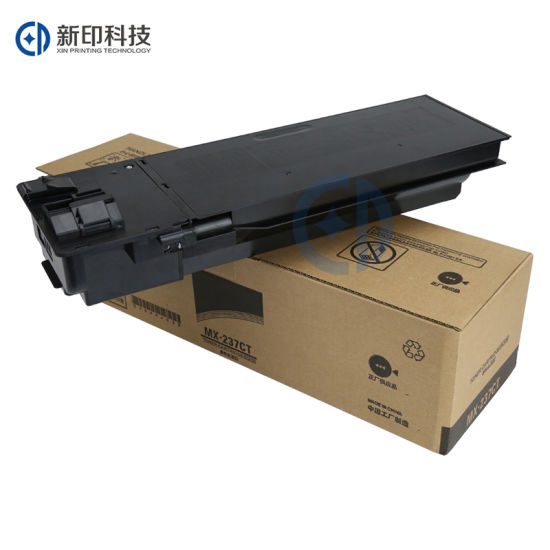 Mx237/Mx238 Black Copier Cartridge Toner for Ar2408s/2408d/2348d/2048n/2348n pictures & photos