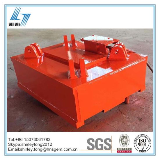 Rectangular Lifting Electromagnet for Lifting Wire Rod Coil pictures & photos