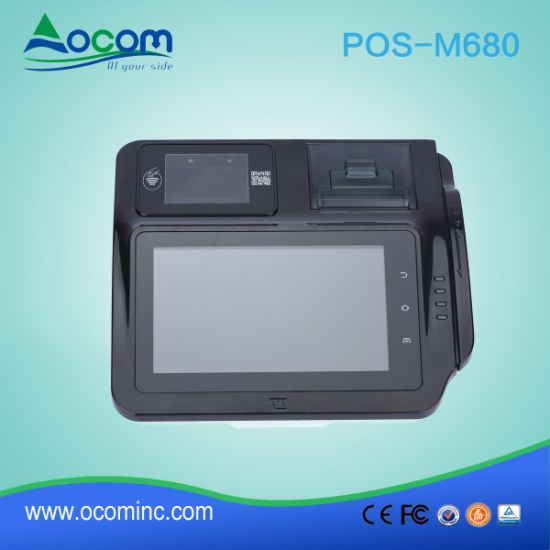 POS-M680 Mobile NFC Terminal POS Electronic Cash Register Machine pictures & photos