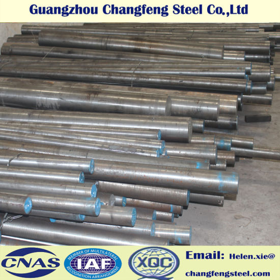 Alloy Steel Cold Work Steel 1.7225/SCM440/SAE4140 pictures & photos