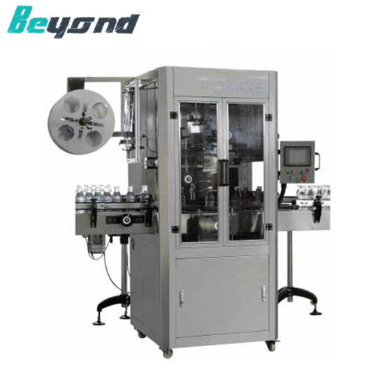 Full Automatic Pet Bottle Sleeve Labeling Packing Machine