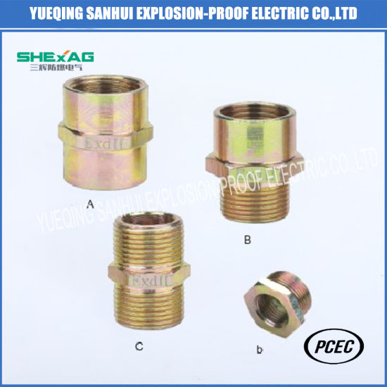 Explosion-Proof Coupling/Nipple/Adapter Joint pictures & photos