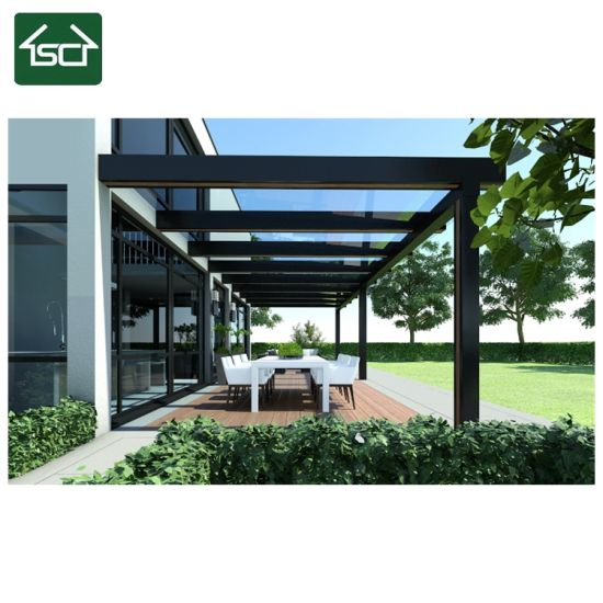 China Gazebo Patio Covers Balcony Parking Awning Aluminium ...
