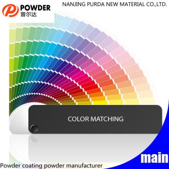 China Powder Coating Color Chart Standard Ral Colors China