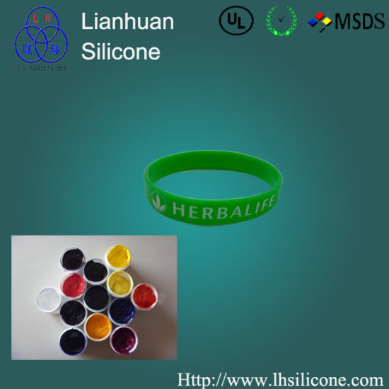 Screen Printing LSR Lianhuan Liquid Silicone Rubber for Coating and Printing