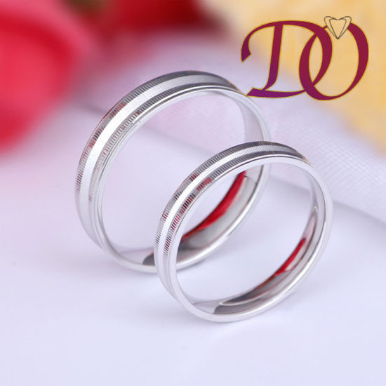 Factory Wholesale 100% 925 Sterling Silver Finger Ring Women Wedding Jewelry pictures & photos