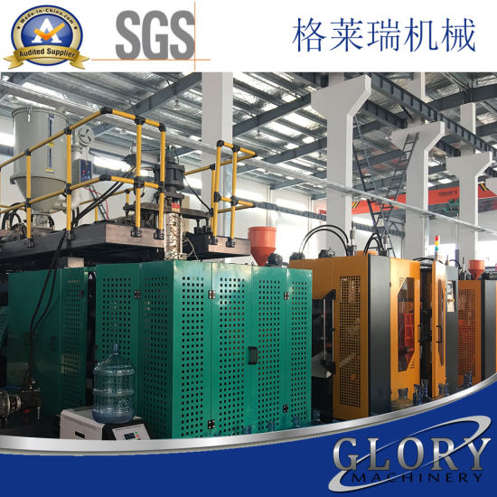 100-120L Clothes Model Energy Saving Blow Moulding Machine pictures & photos