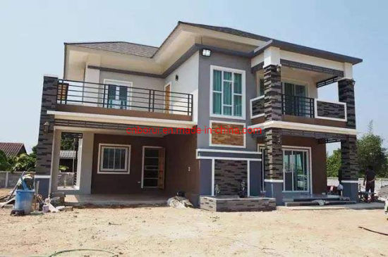 Comfortable Ready Made Structure Prefab House/Quick Installed Easy Assembly Home/Good Price Steel Frame Living House
