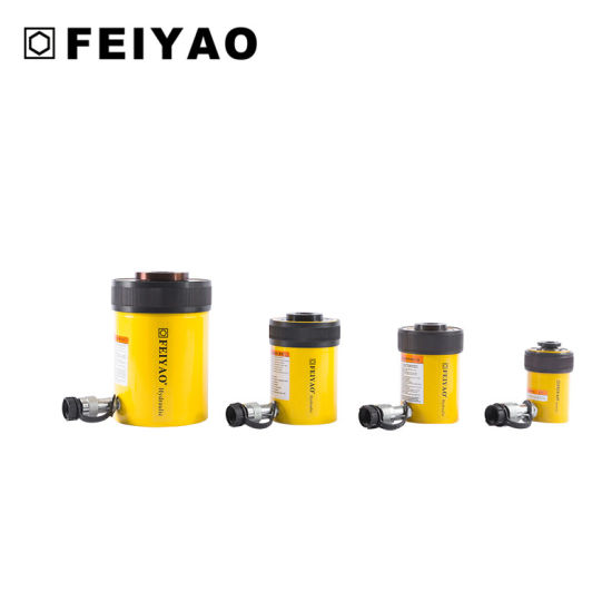 Rchseries Hollow Plunger Spring Return Hydraulic Cylinder (FY-RCH) pictures & photos