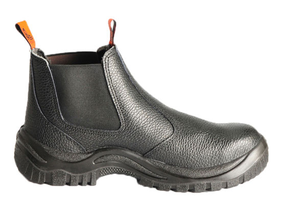 Men Leather Shoes and Brand Safety Shoes Price Sc-2255