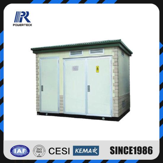 10kv (6kV) 800kVA Prefabricated Compact Substation Transformer (kiosk)