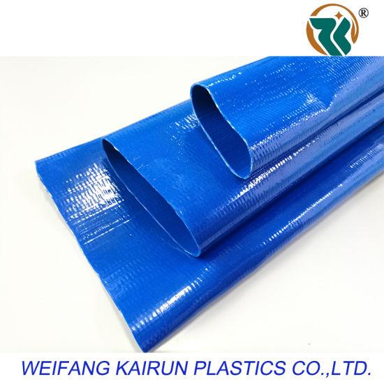 2.5inch 4bar PVC Layfat Hose Hight Quality 8bar