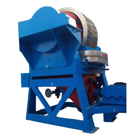 Low Power Consumption Mineral Separation Wet High Efficiency Magnetic Separator