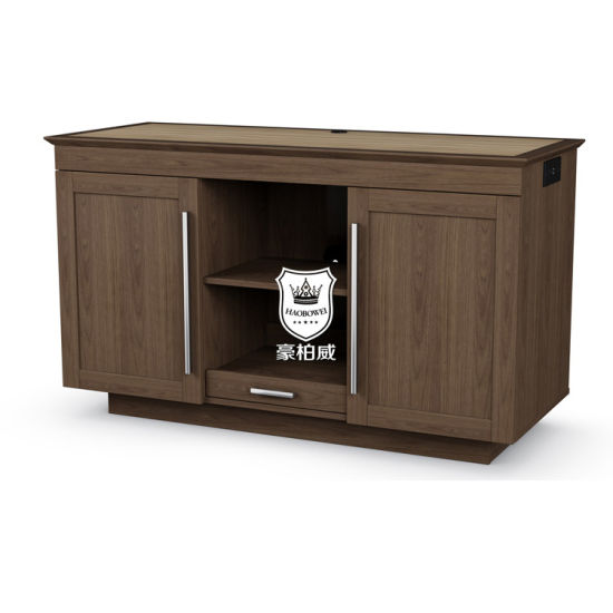 . China Big Storage TV Console Chest Media Chest for Hotel Bedroom