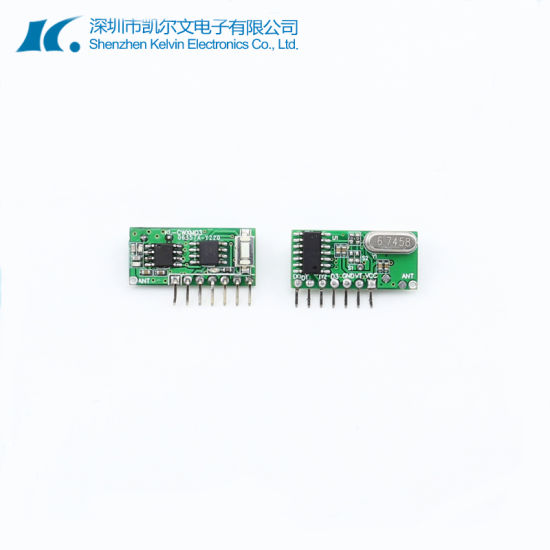 Learning Code Universal Receiver Module Kl-Cwxm03