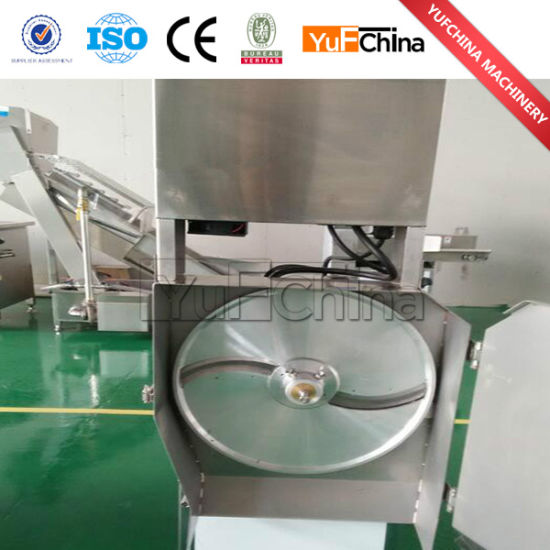 Banana Chips Machine / Fruit Slicing Machine pictures & photos