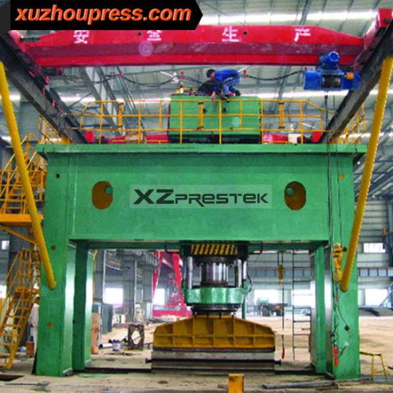 China Yd-Lw- Gantry Type Ship Board Forming Hydraulic Press