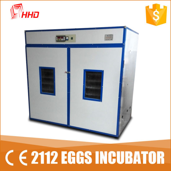 China 2112 Eggs Poultry Eggs Incubators for Hatching Machine