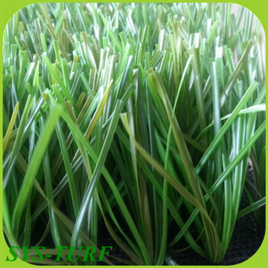High Quiality Soccer Turf with S Shape Yarn Artificial Grass Turf pictures & photos