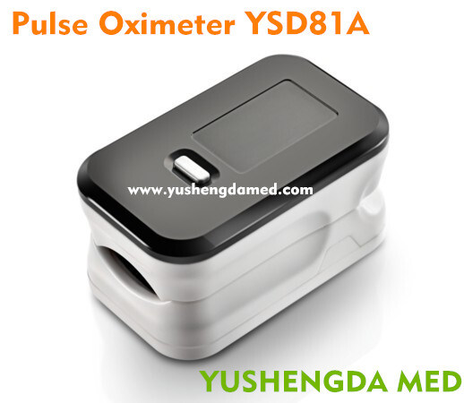 Cheapest Medical Equipment OLED with Alarm Fingertip Pulse Oximeter pictures & photos