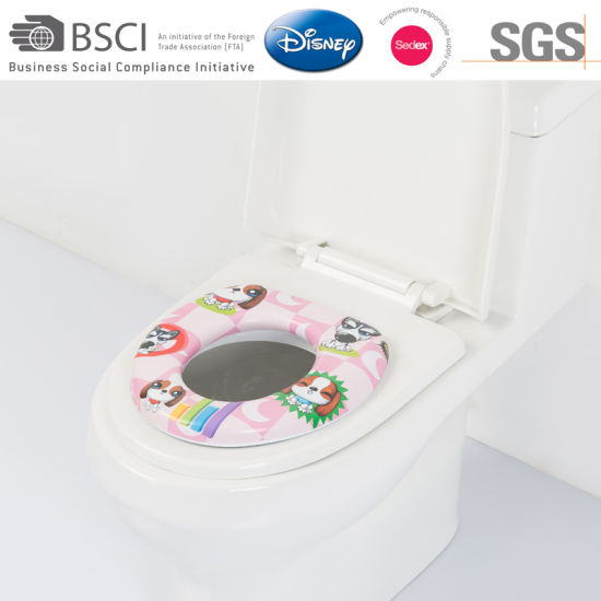 Customized New Design Plastic Baby Toilet Seat Training