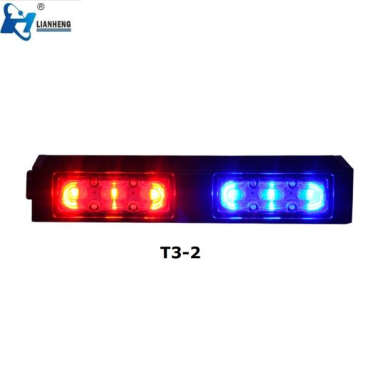Hot Sale 3W Flash LED Traffic Lights pictures & photos