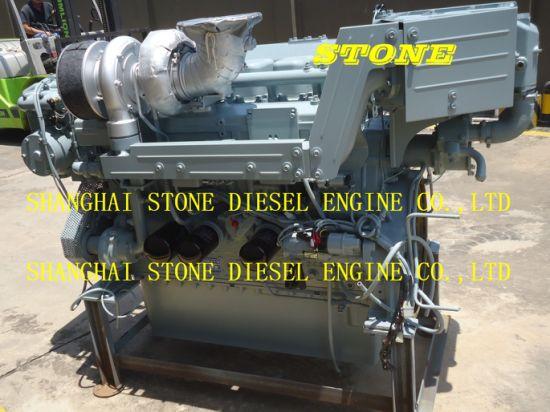 Mitsubishi Marine Engine S6r-Y3mptaw S6r-T2mptk S6r2-Mpta