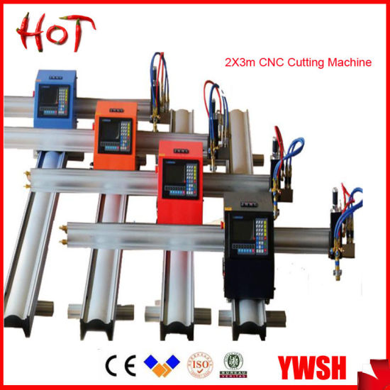 Portable Mini Sheet Plasma Cutter Metal CNC Automatic Gas Oxy-Fuel Cutting Machine pictures & photos