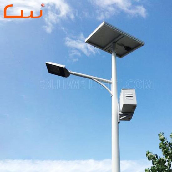 30W 60W Lighting Power Solar LED Street Light Lamp Price pictures & photos