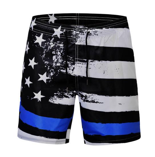 e445bc06eb0 Custom/Customized 100% Polyester Beach Shorts 3D Sublimation/Sublimated  Printed Boy/Men′s Board Shorts