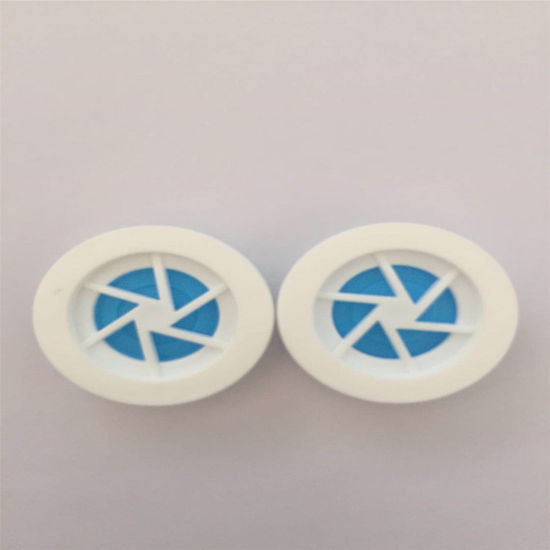 Factory Wholesale 100% Silicone Filter With PP For The Breathing Valve Twist Exhalation Valve One-Way Breathing Valve For Sport Mask