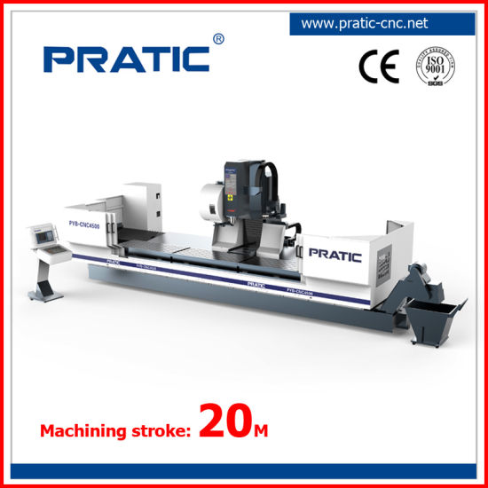 CNC High Rigidity Milling Machining Center
