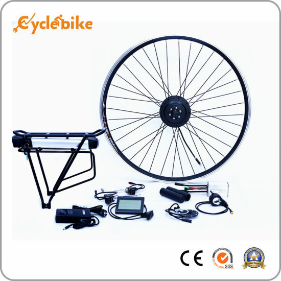 China Waterproof Ebike Electric Bicycle Conversion Kit 36v 250w