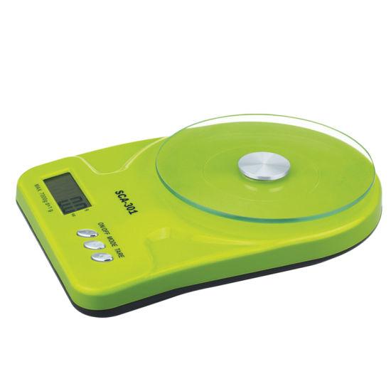 5000g Electronic Digital Platform Scale Kitchen Use