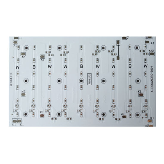 LED Aluminum PCB Board, Aluminum PCB LED Lighting
