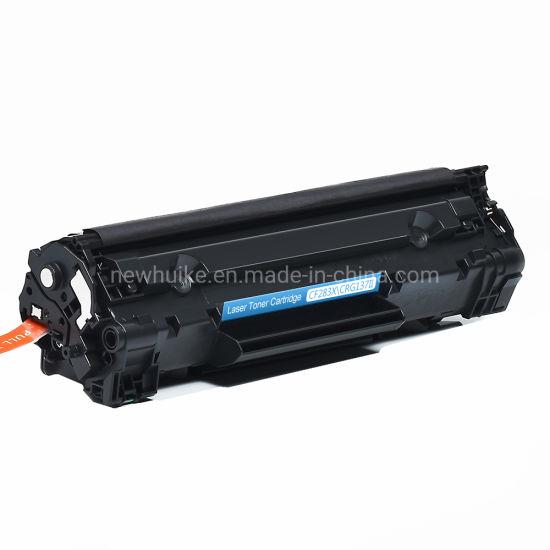 HP CF283X Compatible Toner Cartridge for Printer Laserjet PRO mm202/M201/M225/226