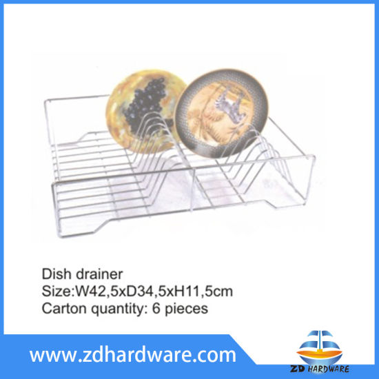 Dish Drainer Plate Holders Cup Rack Kitchen Storage Baskets Hardware Fittings  sc 1 st  Zhouda Hardware Manufacturing Ltd. & China Dish Drainer Plate Holders Cup Rack Kitchen Storage Baskets ...